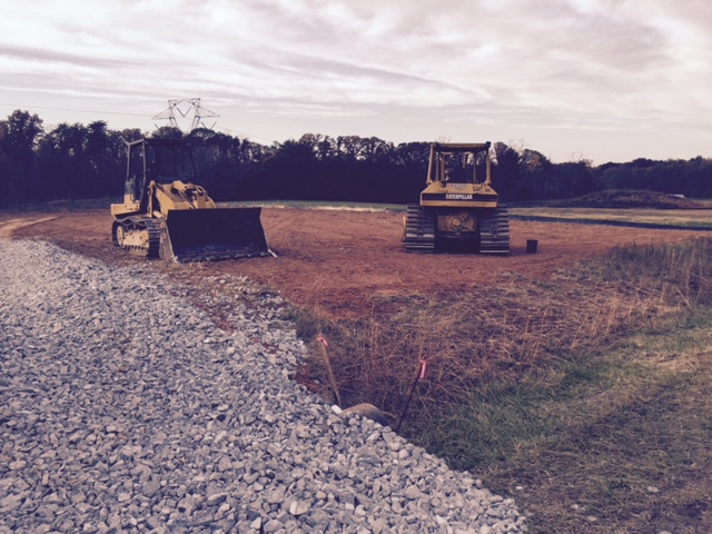 The Future Home of Revere Gas in Oilville, Virginia