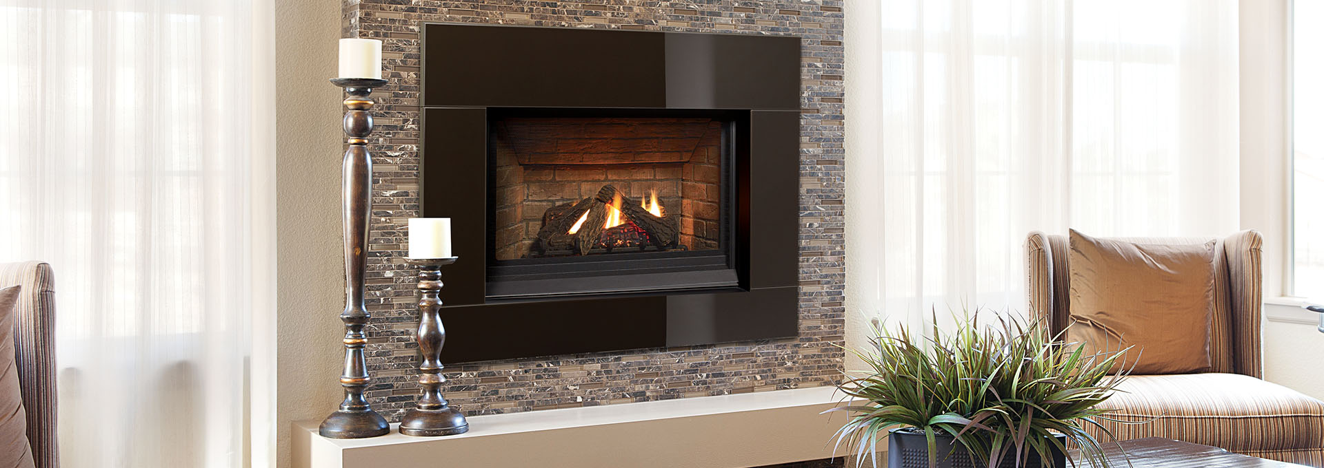 Be ready with Revere and a new propane fireplace or other hearth product. We specialize in installation and service of fireplaces in Hartfield